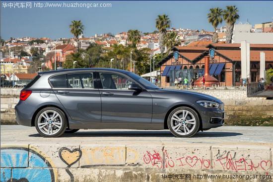 [新车]全球市场正式发布新BMW 1系