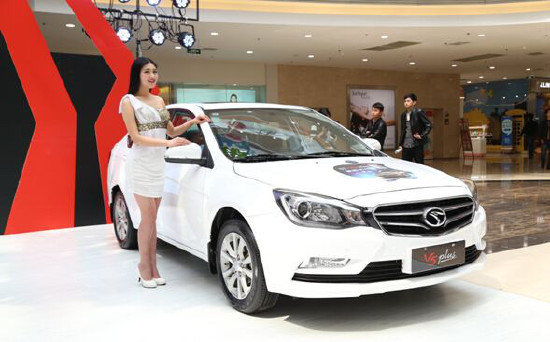 [新车]东南汽车V5 plus & V CROSS上市发布会