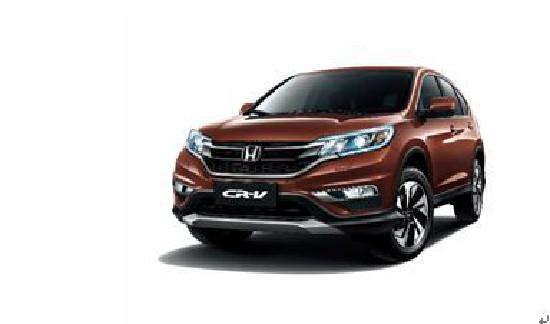 [新车]搭载地球梦科技 2015款CR-V焕新上市