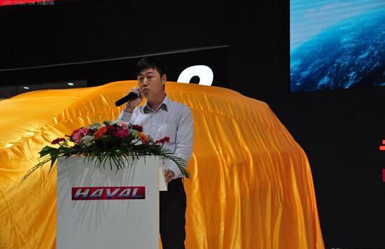 [新车]哈弗H8 H6coupe 华中国际车展隆重上市
