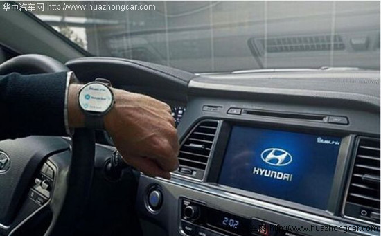 现代汽车智能科技:抢鲜车载系统 攻克辅助驾驶