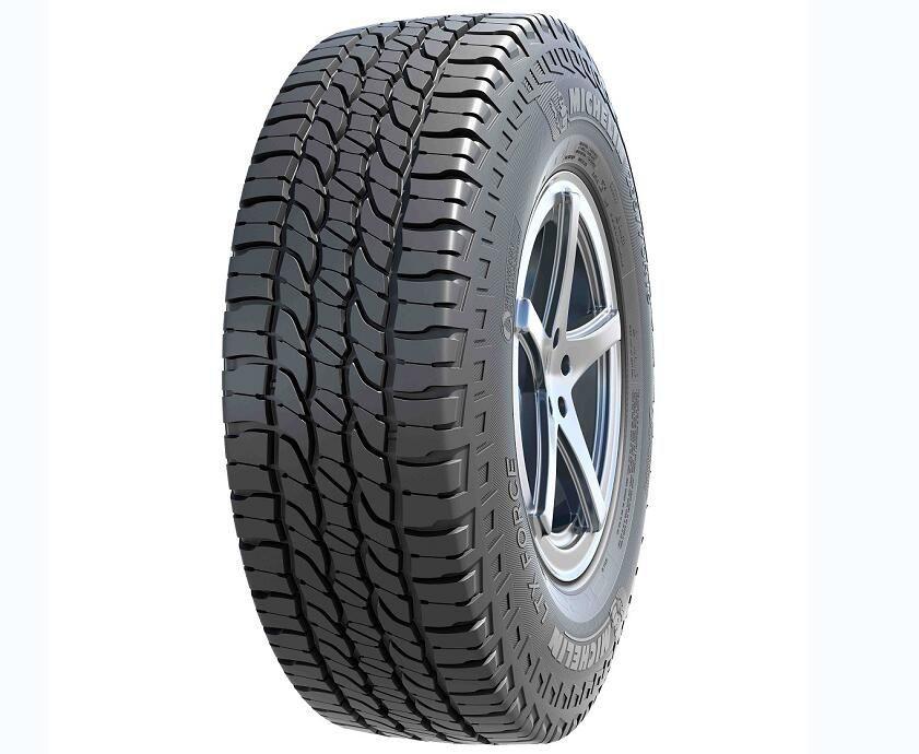 米其林非铺装路面suv轮胎ltx force正式上市
