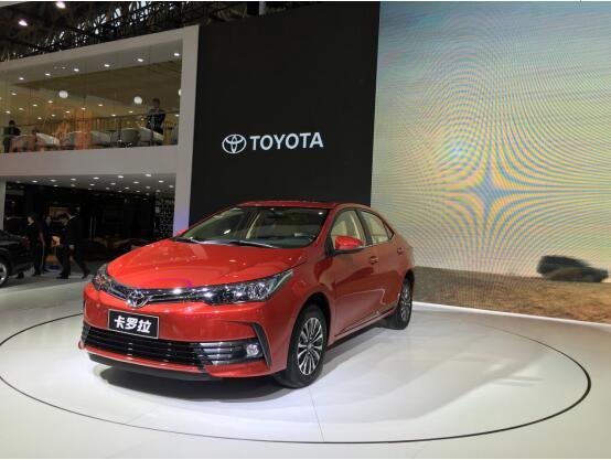 威驰fs则是一汽丰田的一款新车,填补了一汽丰田之前在两厢车领域的